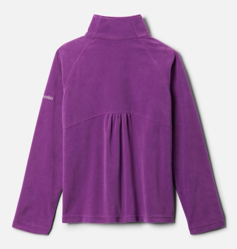 Girls' Glacial™ Fleece 1/4 Zip Pullover Girls' Glacial™ Fleece 1/4 Zip Pullover, back