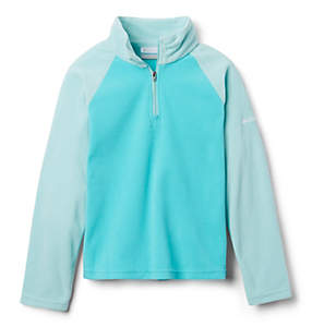 Girls' Toddler Glacial™ Fleece Half Zip Jacket