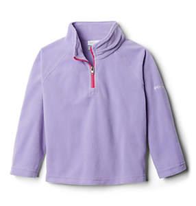 Girls' Toddler Glacial™ Fleece Half Zip Jacket