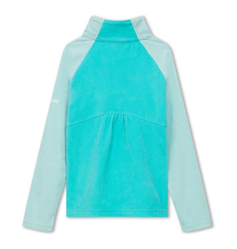 Girls' Glacial™ Fleece Half Zip Jacket Girls' Glacial™ Fleece Half Zip Jacket, back