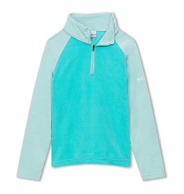 Girls' Glacial™ Fleece Half Zip Jacket , front