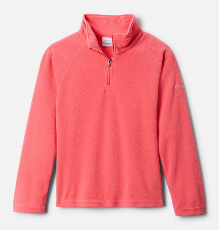 Girls' Glacial™ Fleece Half Zip Jacket Girls' Glacial™ Fleece Half Zip Jacket, front