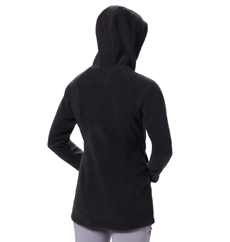 Benton Springs™ II Long Hoodie | 010 | XS Women's Benton Springs™ II Long Hoodie, Black, back