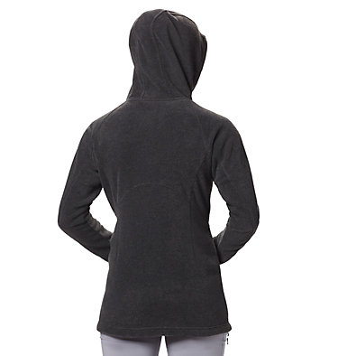 Women's Benton Springs™ II Long Hoodie Benton Springs™ II Long Hoodie | 010 | XXL, Charcoal Heather, back