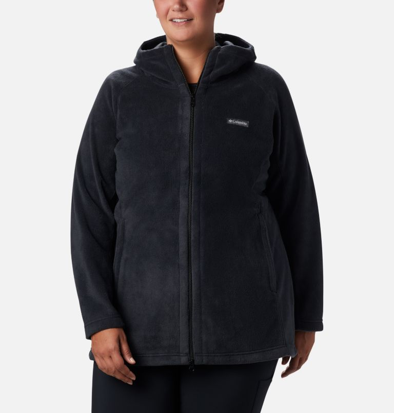 Women's Benton Springs™ II Long Hoodie - Extended Size Women's Benton Springs™ II Long Hoodie - Extended Size, front