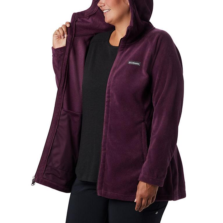 Femme Benton Grandes Capuchon Veste Tailles Longue Pour Ii Springs™ À l3JTFKc1