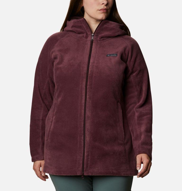 Veste à capuchon longue Benton Springs™ II pour femme - Grandes tailles Veste à capuchon longue Benton Springs™ II pour femme - Grandes tailles, front