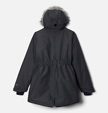 Manteau Nordic Strider™ Fille , back