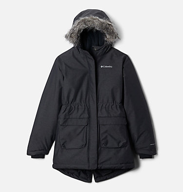Manteau Nordic Strider™ Fille Nordic Strider™ Jacket | 010 | XXS, Black, front