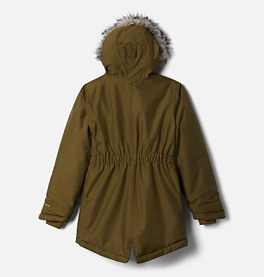Girls' Nordic Strider™ Jacket Nordic Strider™ Jacket | 010 | XXS, New Olive Heather, back