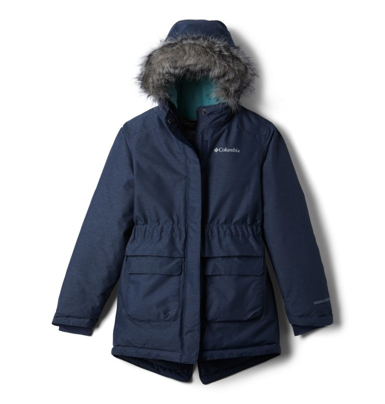 Nordic Strider™ Jacke für Mädchen Nordic Strider™ Jacke für Mädchen, front