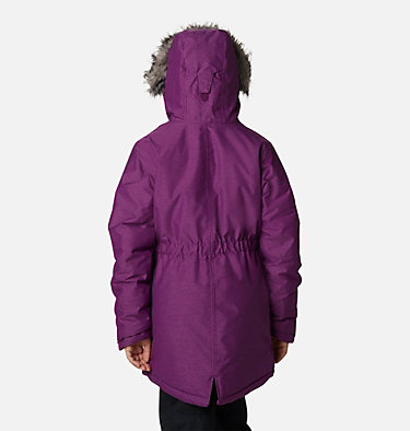 Girls' Nordic Strider™ Jacket Nordic Strider™ Jacket | 010 | XXS, Plum Heather, back