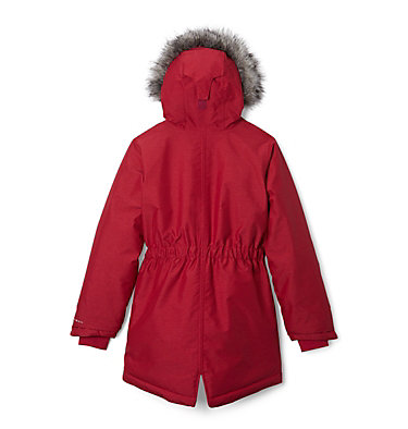 Girls Nordic Strider™ Jacket Nordic Strider™ Jacket | 623 | XL, Pomegranate, back