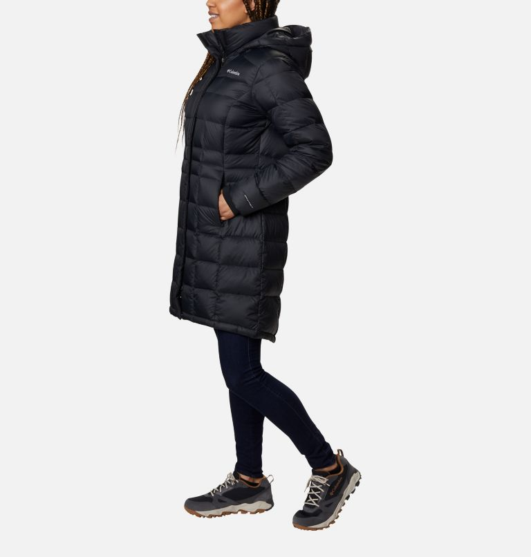 Women's Hexbreaker™ Long Down Jacket Women's Hexbreaker™ Long Down Jacket, a1