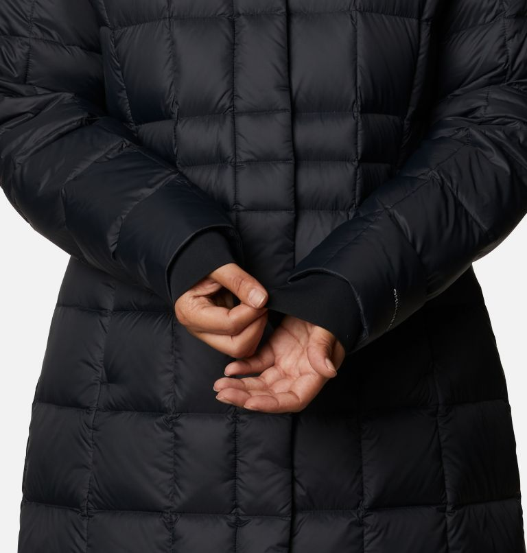 Women's Hexbreaker™ Long Down Jacket Women's Hexbreaker™ Long Down Jacket, a6