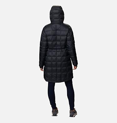 Women's Hexbreaker™ Long Down Jacket Hexbreaker™ Long Down Jacket | 021 | XL, Black, back