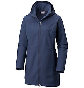 Women's Take to the Streets™ II Long Softshell - Plus Size