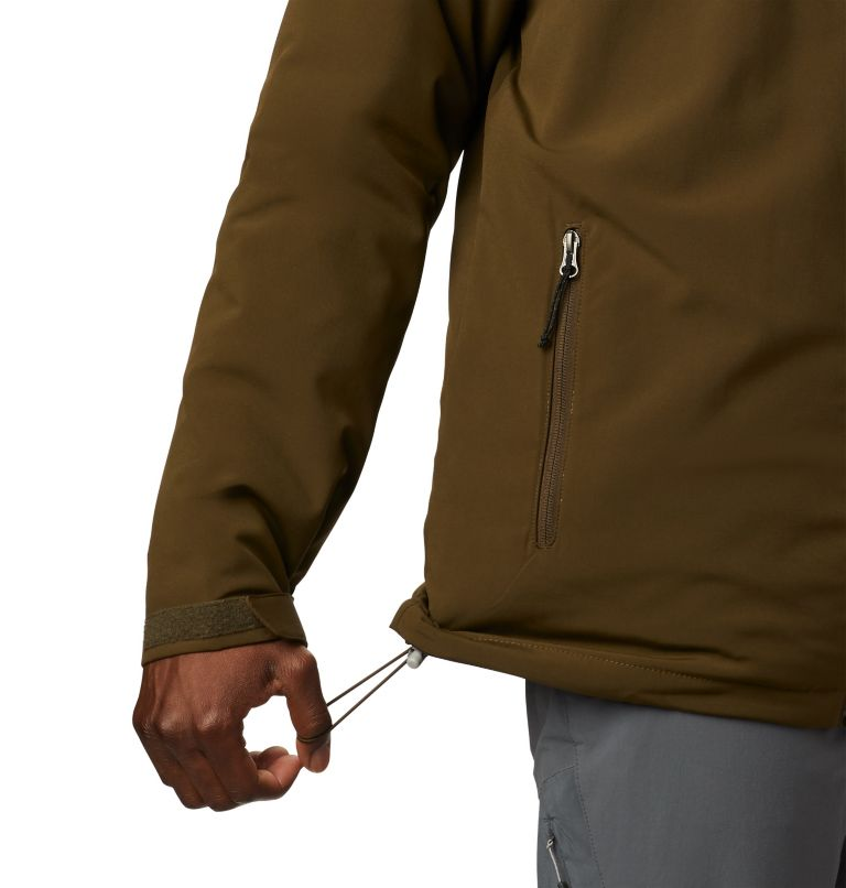 Men's Gate Racer™ Insulated Softshell Jacket Men's Gate Racer™ Insulated Softshell Jacket, a1