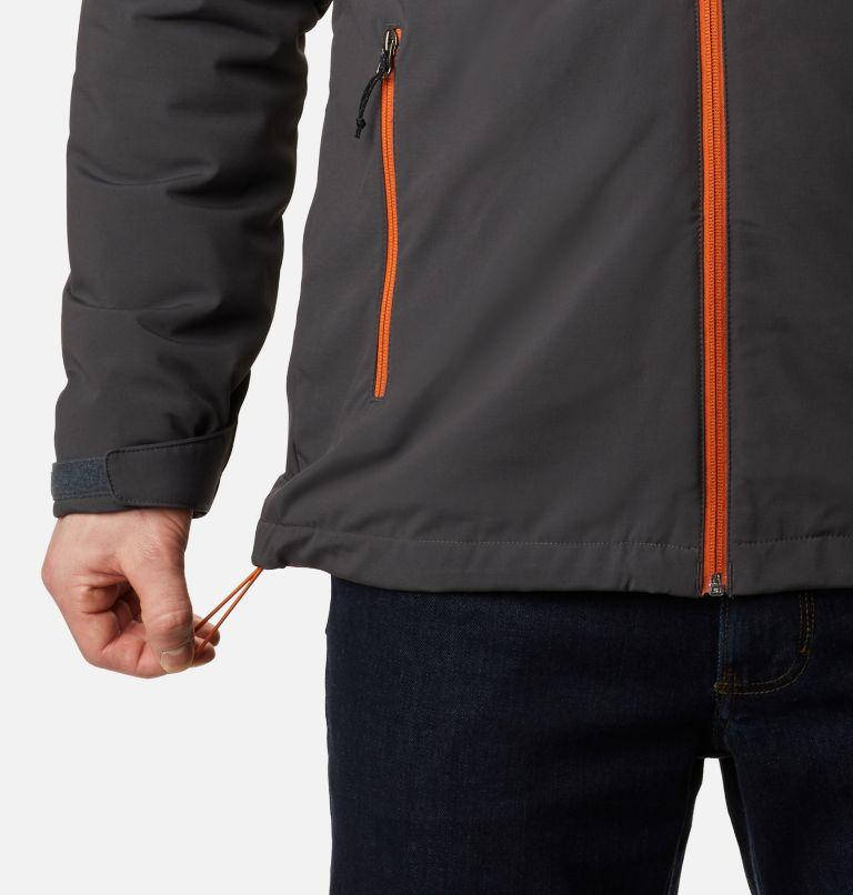Men's Gate Racer Softshell Hooded Jacket - Big Men's Gate Racer Softshell Hooded Jacket - Big, a4