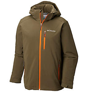 Men's Gate Racer™ Insulated Softshell - Tall
