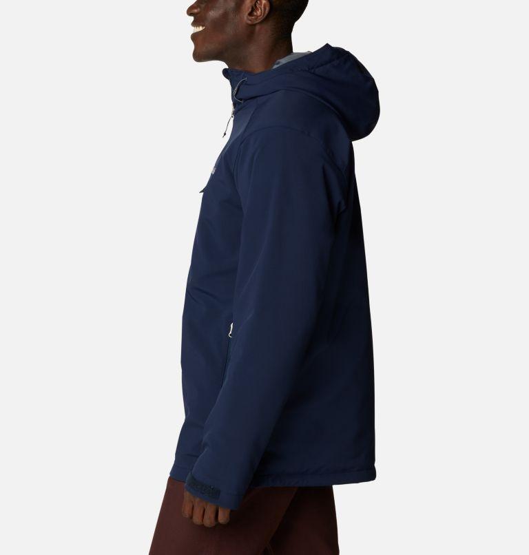 Men's Gate Racer Softshell Hooded Jacket - Tall Men's Gate Racer Softshell Hooded Jacket - Tall, a1