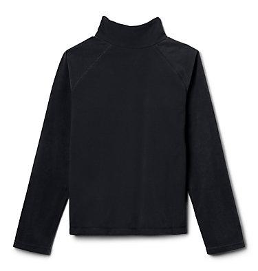 Veste à demi-fermeture éclair en laine polaire Glacial™ pour garçon Glacial™ Half Zip | 010 | XXS, Black, back