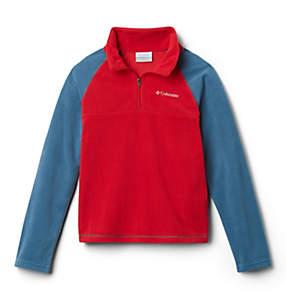 Boys' Glacial™ 1/4 Zip Fleece Pullover