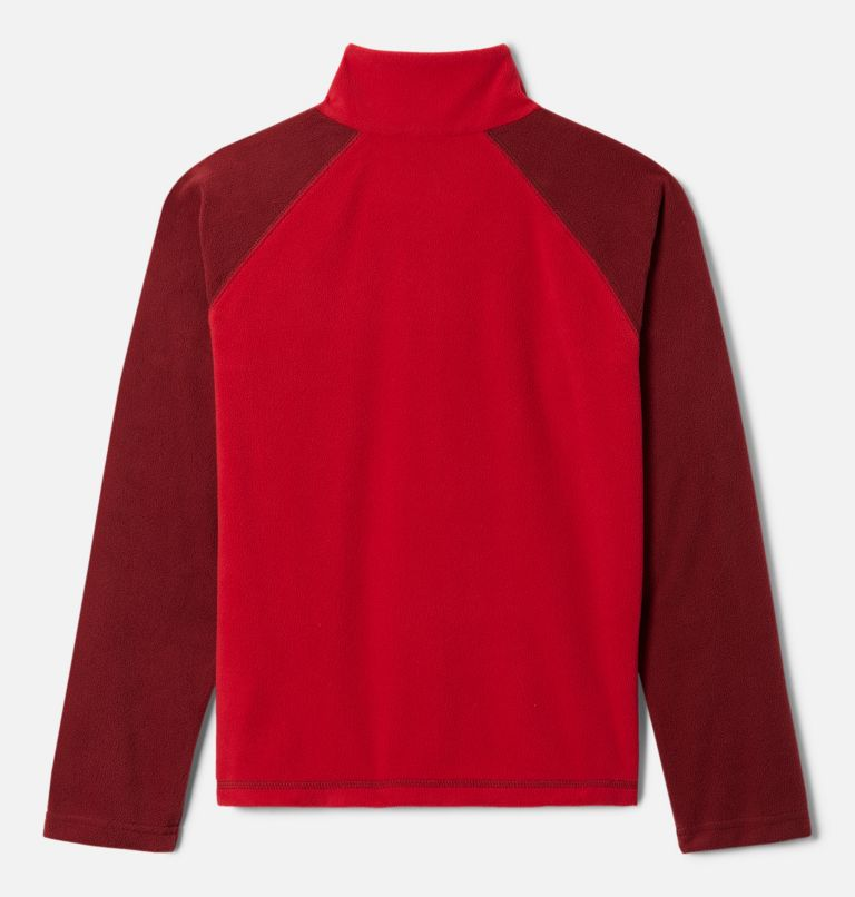 Boys' Glacial™ Fleece 1/4 Zip Pullover Boys' Glacial™ Fleece 1/4 Zip Pullover, back