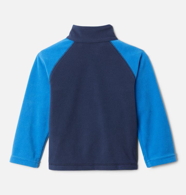 Boys' Toddler Glacial™ 1/4 Zip Fleece Pullover Boys' Toddler Glacial™ 1/4 Zip Fleece Pullover, back