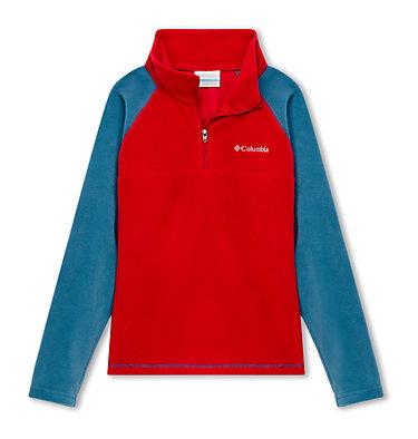 Boys' Glacial™ Fleece Half Zip Jacket , front