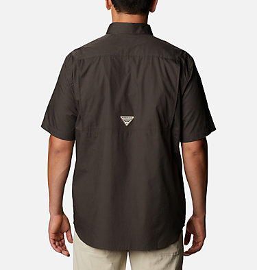 Men's PHG Sharptail™ Short Sleeve Shirt Sharptail™ Short Sleeve Shirt | 466 | L, Buffalo, RT Edge, back