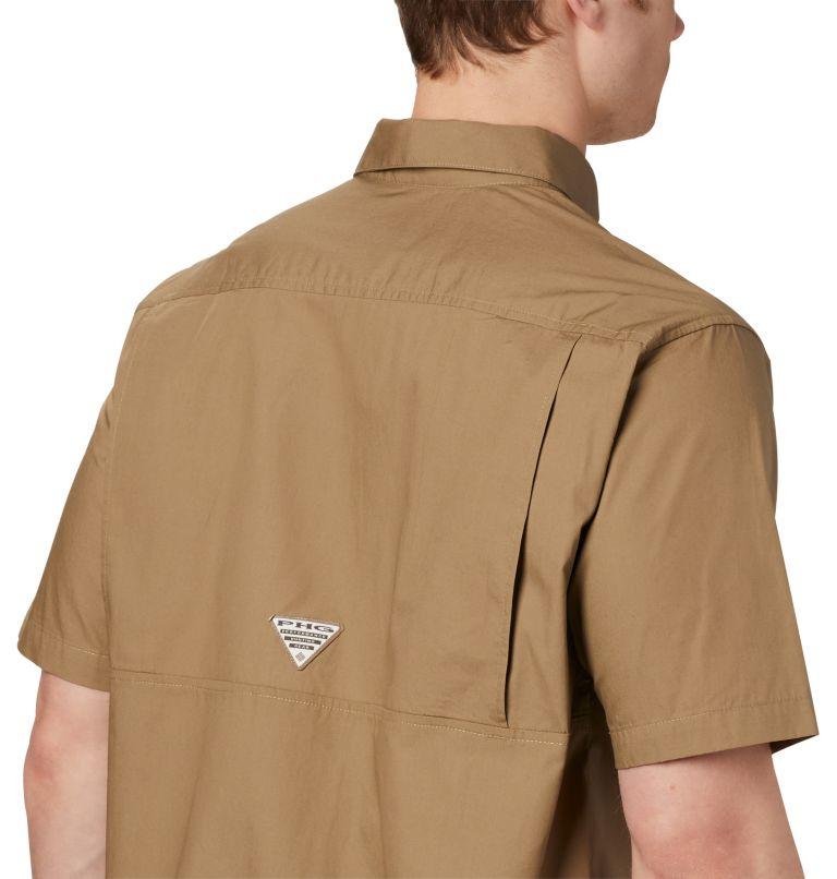 Sharptail™ Short Sleeve Shirt | 251 | 5X Men's PHG Sharptail™ Short Sleeve Shirt - Big, Flax, RT Edge, a1