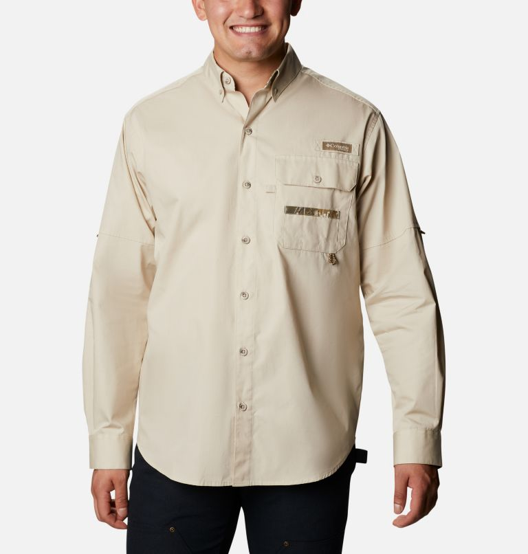 Men's PHG Sharptail™ Long Sleeve Shirt Men's PHG Sharptail™ Long Sleeve Shirt, front