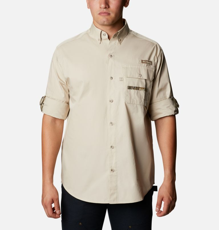 Men's PHG Sharptail™ Long Sleeve Shirt - Big Men's PHG Sharptail™ Long Sleeve Shirt - Big, a4