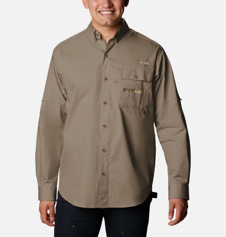 Men's PHG Sharptail™ Long Sleeve Shirt - Big Men's PHG Sharptail™ Long Sleeve Shirt - Big, front