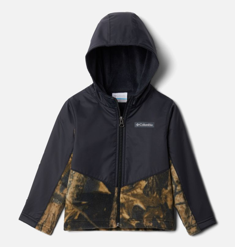 Kids' Toddler Steens Mountain™ Overlay Hooded Jacket Kids' Toddler Steens Mountain™ Overlay Hooded Jacket, front