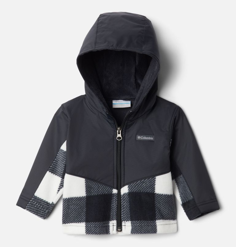 Kids' Infant Steens Mountain™ Overlay Hooded Jacket Kids' Infant Steens Mountain™ Overlay Hooded Jacket, front