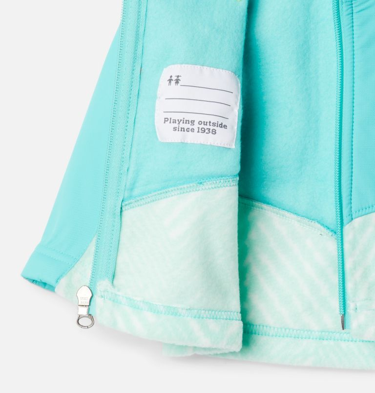 Kids' Infant Steens Mountain™ Overlay Hooded Jacket Kids' Infant Steens Mountain™ Overlay Hooded Jacket, a1