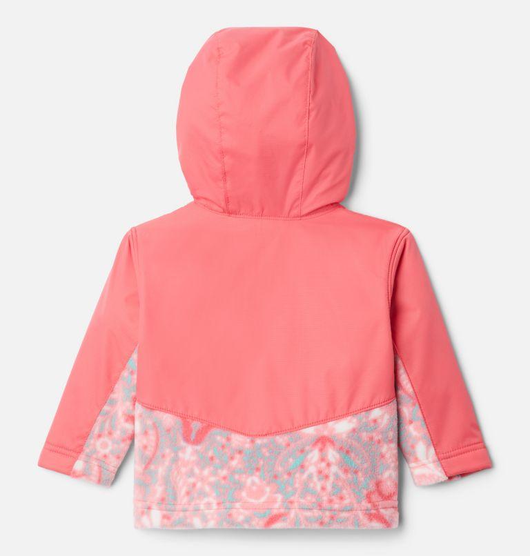 Kids' Infant Steens Mountain™ Overlay Hooded Jacket Kids' Infant Steens Mountain™ Overlay Hooded Jacket, back