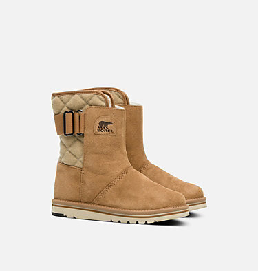 Women's Newbie™ Short Boot NEWBIE™ | 010 | 5, Elk, British, 3/4 front