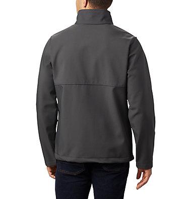 Men's Collegiate Ascender™ Softshell Jacket - Clemson CLG Ascender™ Softshell Jacket | 051 | XL, CLE - Shark, back