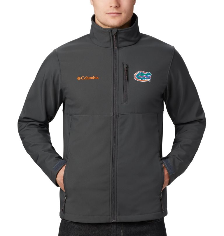 Men's Collegiate Ascender™ Softshell Jacket - Florida Men's Collegiate Ascender™ Softshell Jacket - Florida, a1