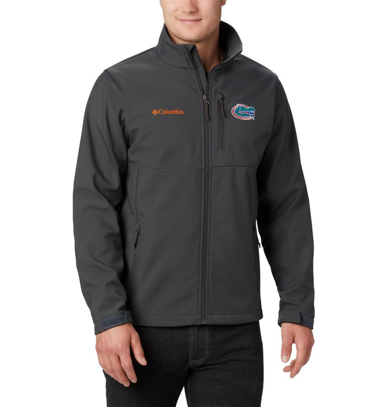 Men's Collegiate Ascender™ Softshell Jacket - Florida Men's Collegiate Ascender™ Softshell Jacket - Florida, front