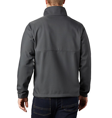 Men's Collegiate Ascender™ Softshell Jacket - Oregon State CLG Ascender™ Softshell Jacket | 085 | L, OSU - Shark, back