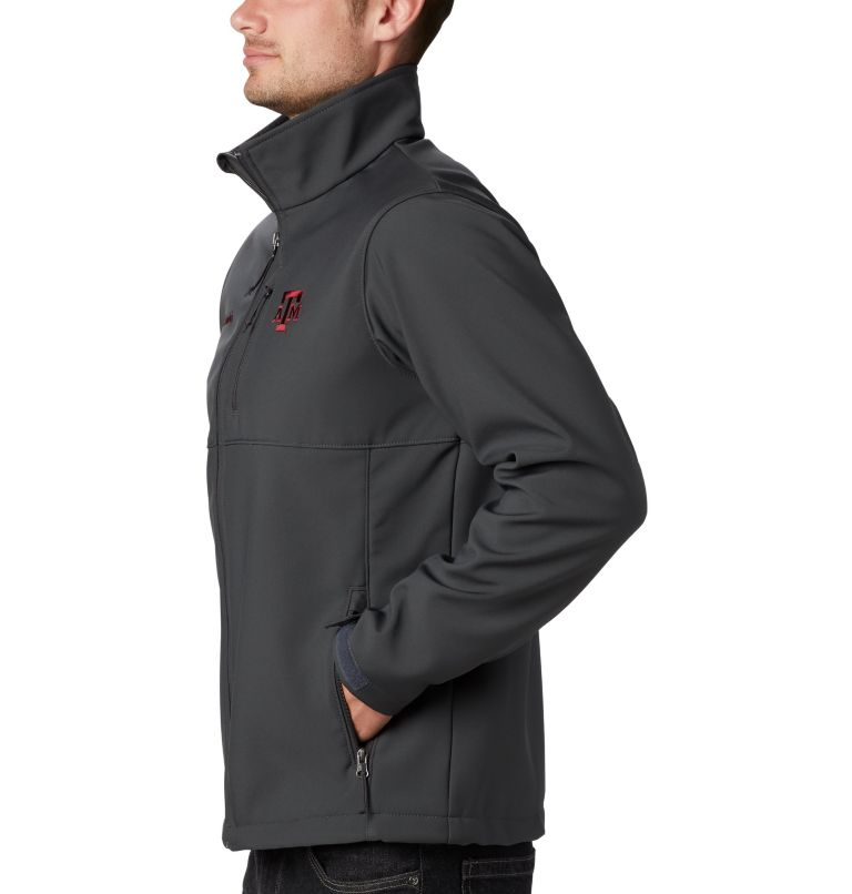 Men's Collegiate Ascender™ Softshell Jacket - Texas A&M Men's Collegiate Ascender™ Softshell Jacket - Texas A&M, a1