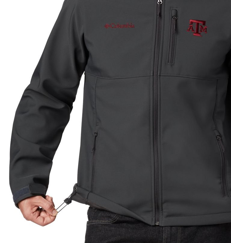 Men's Collegiate Ascender™ Softshell Jacket - Texas A&M Men's Collegiate Ascender™ Softshell Jacket - Texas A&M, a2