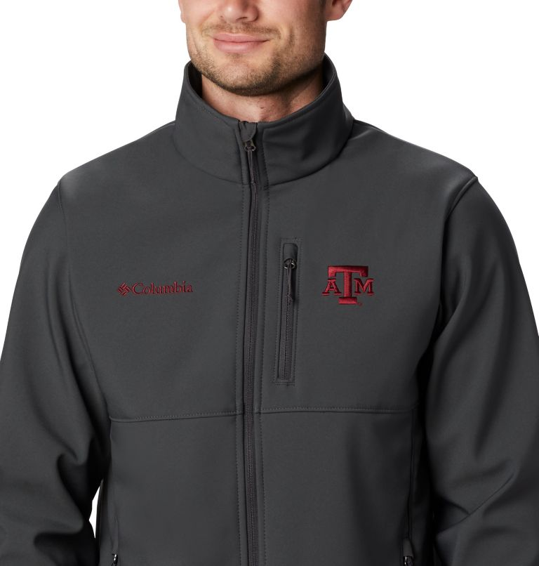 Men's Collegiate Ascender™ Softshell Jacket - Texas A&M Men's Collegiate Ascender™ Softshell Jacket - Texas A&M, a3