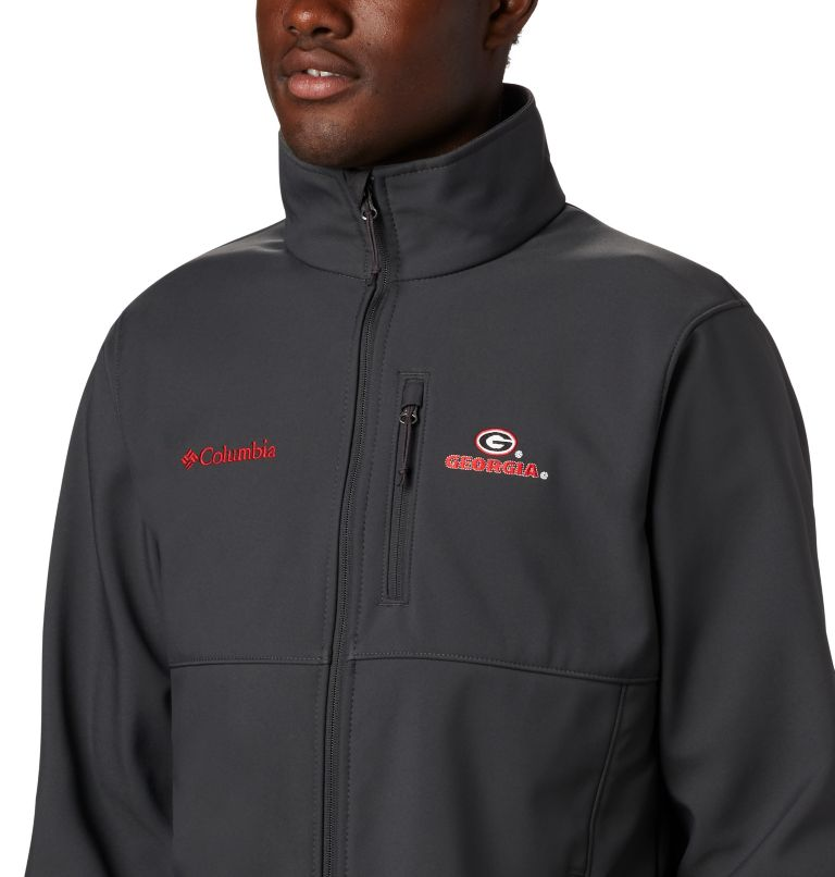 Men's Collegiate Ascender™ Softshell Jacket - Georgia Men's Collegiate Ascender™ Softshell Jacket - Georgia, a2