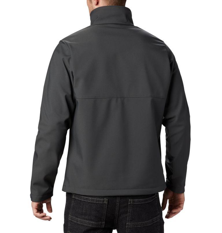 Men's Collegiate Ascender™ Softshell Jacket - Oregon Men's Collegiate Ascender™ Softshell Jacket - Oregon, back