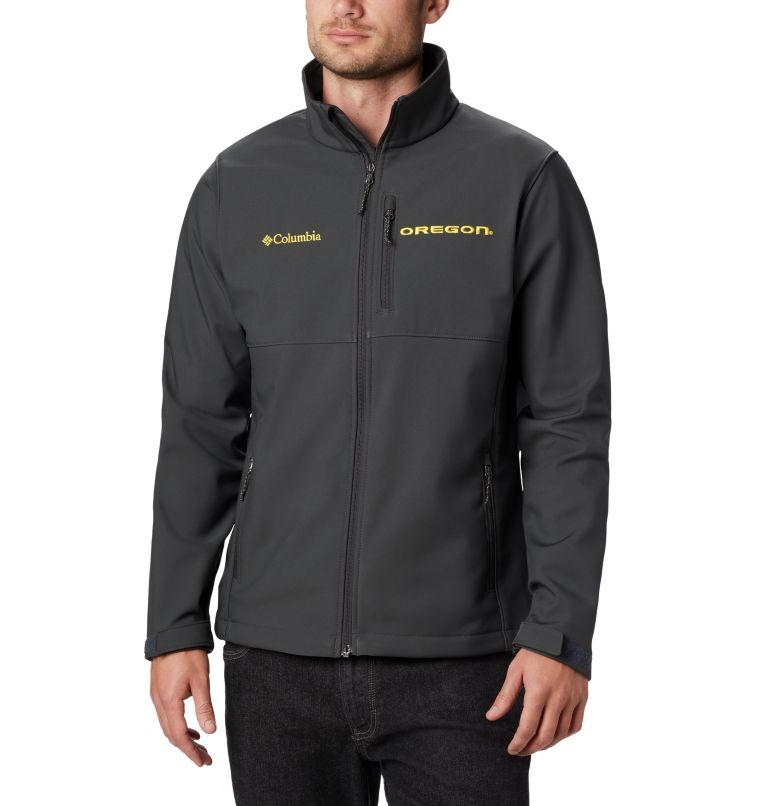 Men's Collegiate Ascender™ Softshell Jacket - Oregon Men's Collegiate Ascender™ Softshell Jacket - Oregon, front